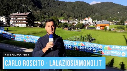 VIDEO - IL TG DE LALAZIOSIAMONOI.IT DA AURONZO 2020 - GIORNO 1