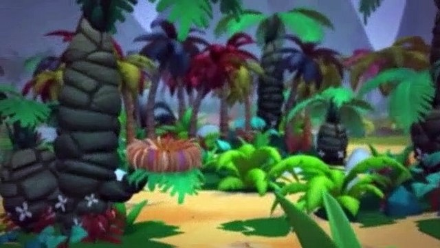 Blaze and the Monster Machines Season 1 Episode 16 Zeg and the Egg