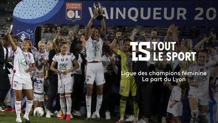 Ligue des champions féminine : La part du Lyon