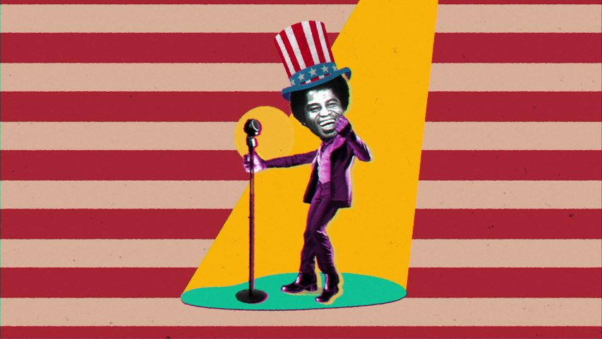 James Brown - Get Down: The Influence Of James Brown