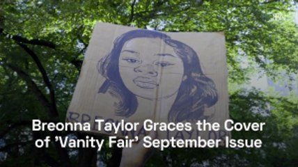 Breonna Taylor Is On Vanity Fair