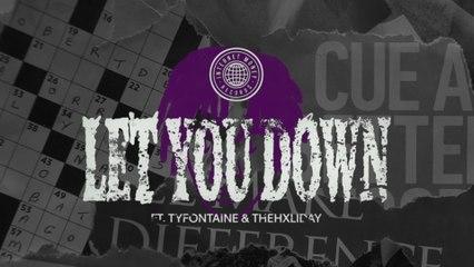 Internet Money - Let You Down