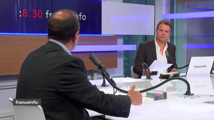 """Généralisation du port obligatoire du masque, plan de relance, rentrée sociale... Le """"8h30 franceinfo"""" de Philippe Martinez"""