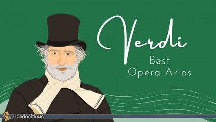 Roncole Verdi Orchestra - Verdi: Best Opera Arias