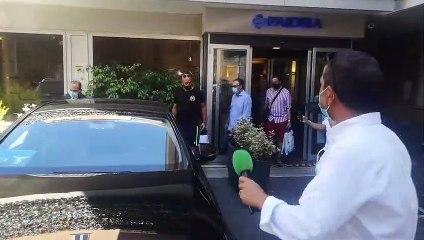Pepe Reina lascia la Clinica Paideia
