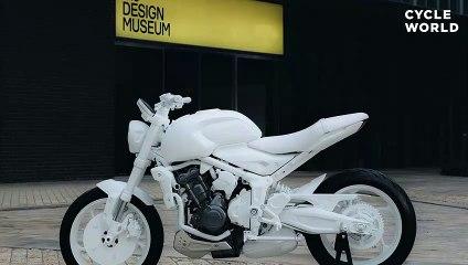 Triumph Trident Prototype Revealed