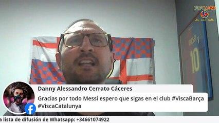 ¡Leo Messi comunica al Barça que se quiere ir!