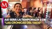 Las crónicas del taco 2   M2, con Susana Moscatel
