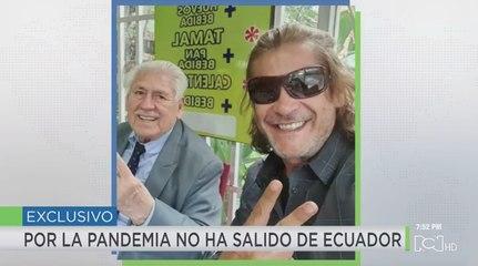 La odisea de Víctor Hugo Cabrera por devolver a su padre a Colombia