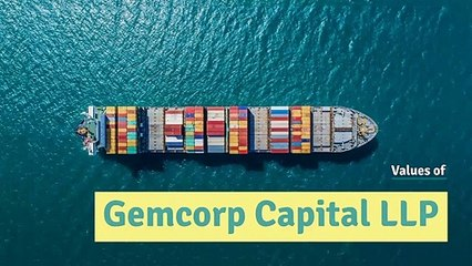 Gemcorp Capital LLP - Independent Investment Management