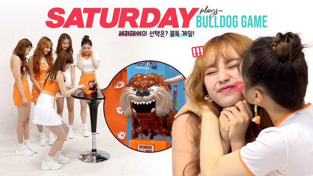 [Pops in Seoul] DBDBDIB~♬ Today's game♟ for SATURDAY(세러데이) - 'Bulldog game!!'