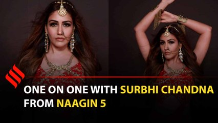 Naagin 5 is going to challenge me: Surbhi Chandna