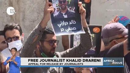 Appeal for release of journalist, Khalid
