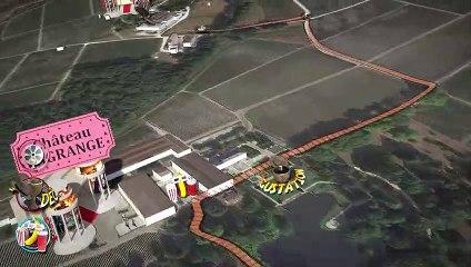 Parcours 3D du 36ème Marathon du Médoc - VertiPicture