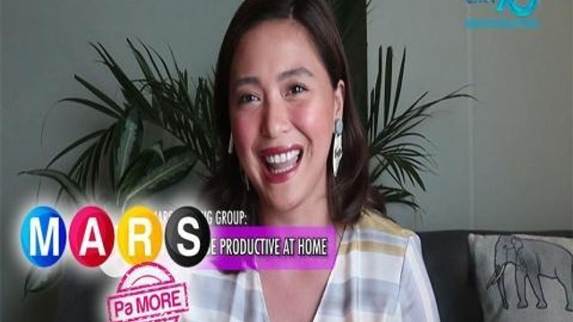 Mars Pa More: Must-try routines to become productive while on quarantine | Mars Sharing Group