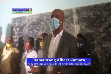 Des cas de fraude signalés au baccalauréat : quand Damantang Albert Camara demandait à faciliter la tâches aux candidats