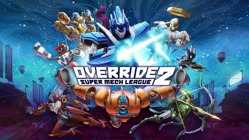 Override 2: Super Mech League - Announcement Trailer | Gamescom 2020