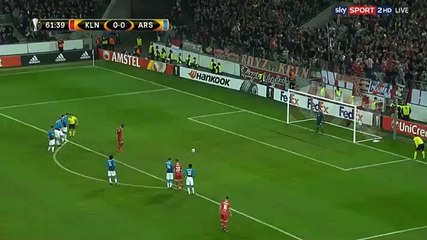 23/11/17 : FCK-ARS : but Serhou Guirassy (62')