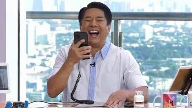 Wowowin: Caller na taga-Samar, nahulaang si Kuya Wil ang tumatawag sa kanya!