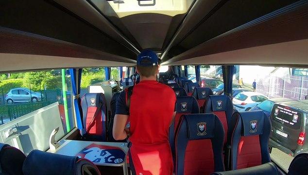 Un nouveau bus pour le Stade Malherbe Caen
