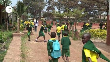 Magoha on schools re-opening