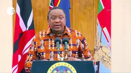President Uhuru on economy