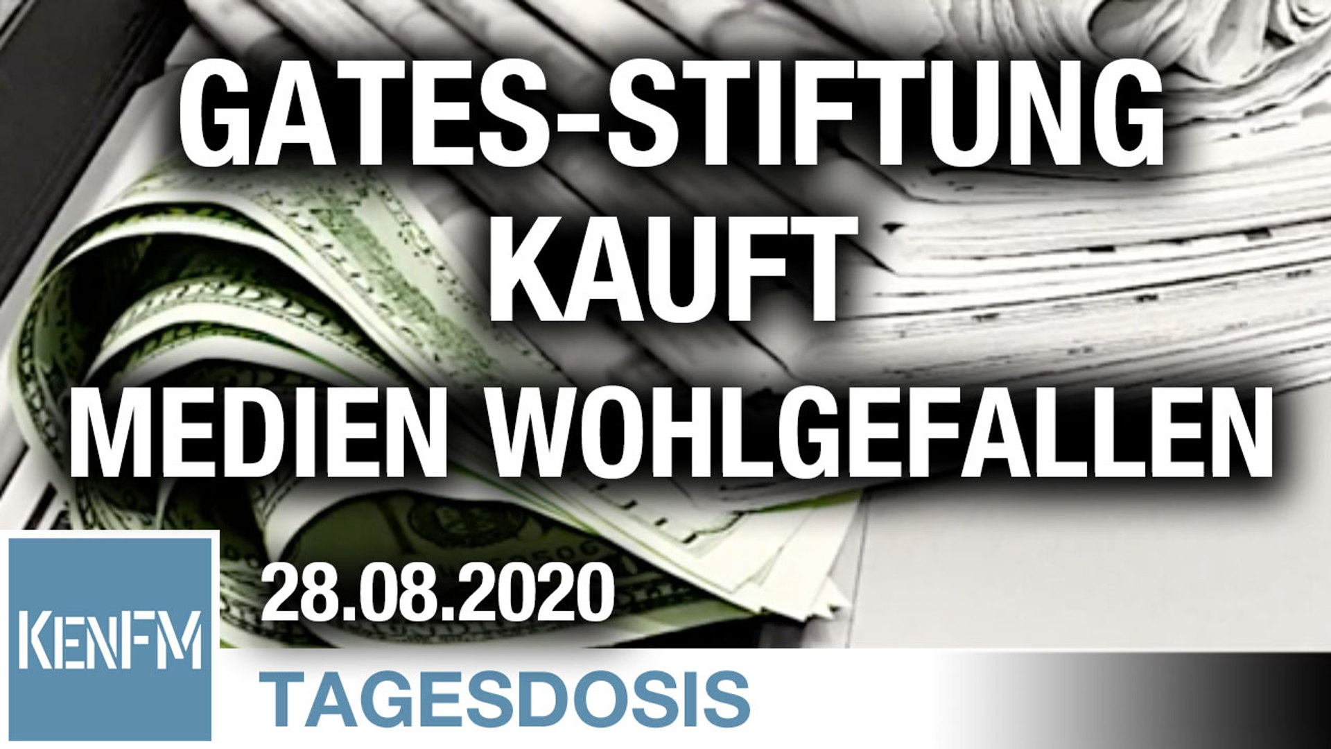 Neue Untersuchung: Gates-Stiftung kauft Medien Wohlgefallen   Von Rainer Rupp