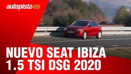 Seat Ibiza 1.5 TSI DSG 2020: todas las claves del nuevo utilitario