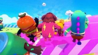Gamescom 2020 presenta la segunda temporada de Fall Guys