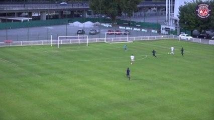 Le résumé vidéo de Toulouse FC - AS Muret, match de préparation de l'équipe National 3