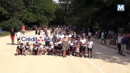 Le concours Crédit Mutuel Mondial des jeunes a débuté au parc Borély