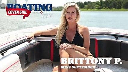 Miss September: Brittony P.
