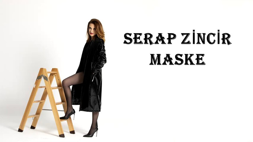 Serap Zincir - Maske (Lyric Video)