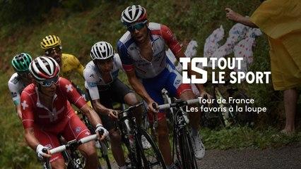Les favoris du Tour de France à la loupe