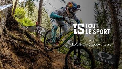 VTT  : Loïc Bruni, l'envie de gagner