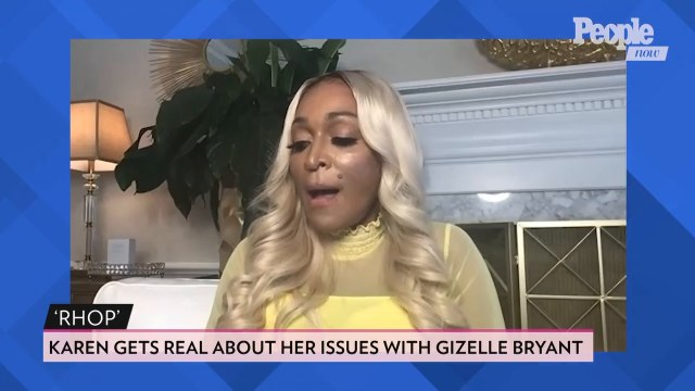 RHOP's Karen Huger Says She's 'On Pause' With Gizelle Bryant: 'Stop Tearing Down Families'