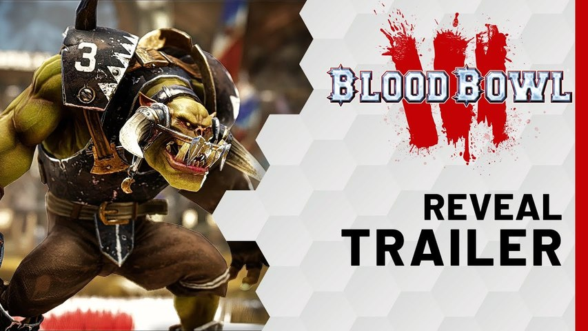 Blood Bowl 3 - Cinematic Reveal Trailer | Gamescom 2020