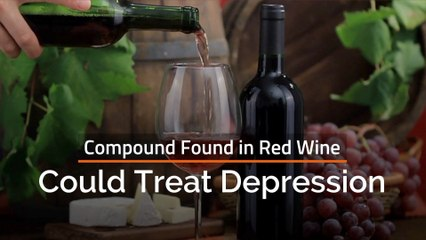 Red Wine For Sadness