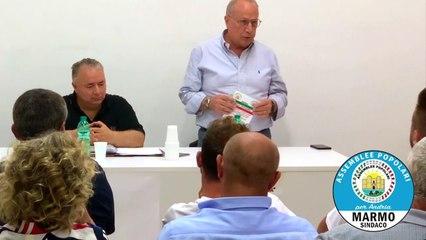 Andria: Nino Marmo alle Assemblee Popolari