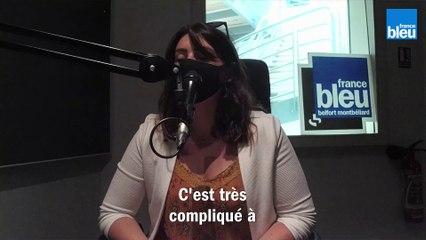 """TÉMOIGNAGE - """"Il faut que les jeunes fassent attention"""", Victoria, victime du Covid-19"""