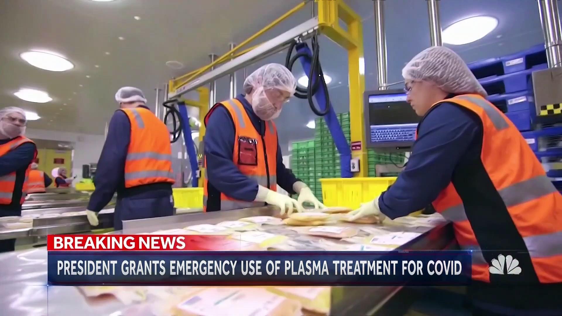 Trump Announces Emergency Use Authorization For Potential Coronavirus Treatment – INDIA NEWS