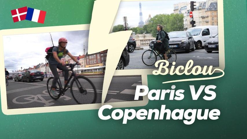 Vélo  :  Paris peut-elle devenir Copenhague?