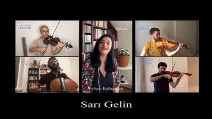 Anadolu Quartet & Eylem Kahraman - Sarı Gelin