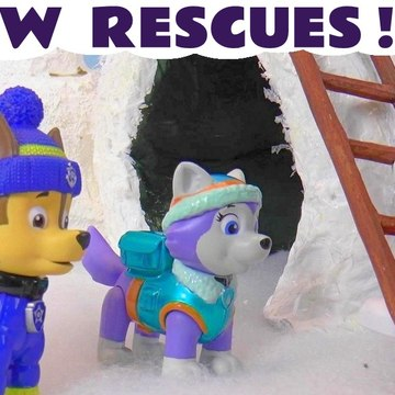 Paw Patrol Mighty Pups Snow Rescue Full Episode with Thomas and Friends and the Family Friendly Funny Funlings in this English Toy Story for kids from kid friendly family channel Toy Trains 4U