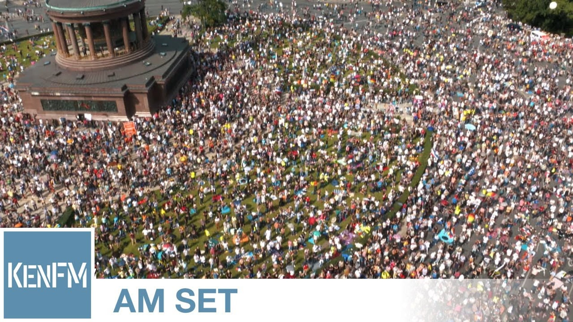 KenFM am Set: Demo Berlin 29.08.2020 (Teil 2)