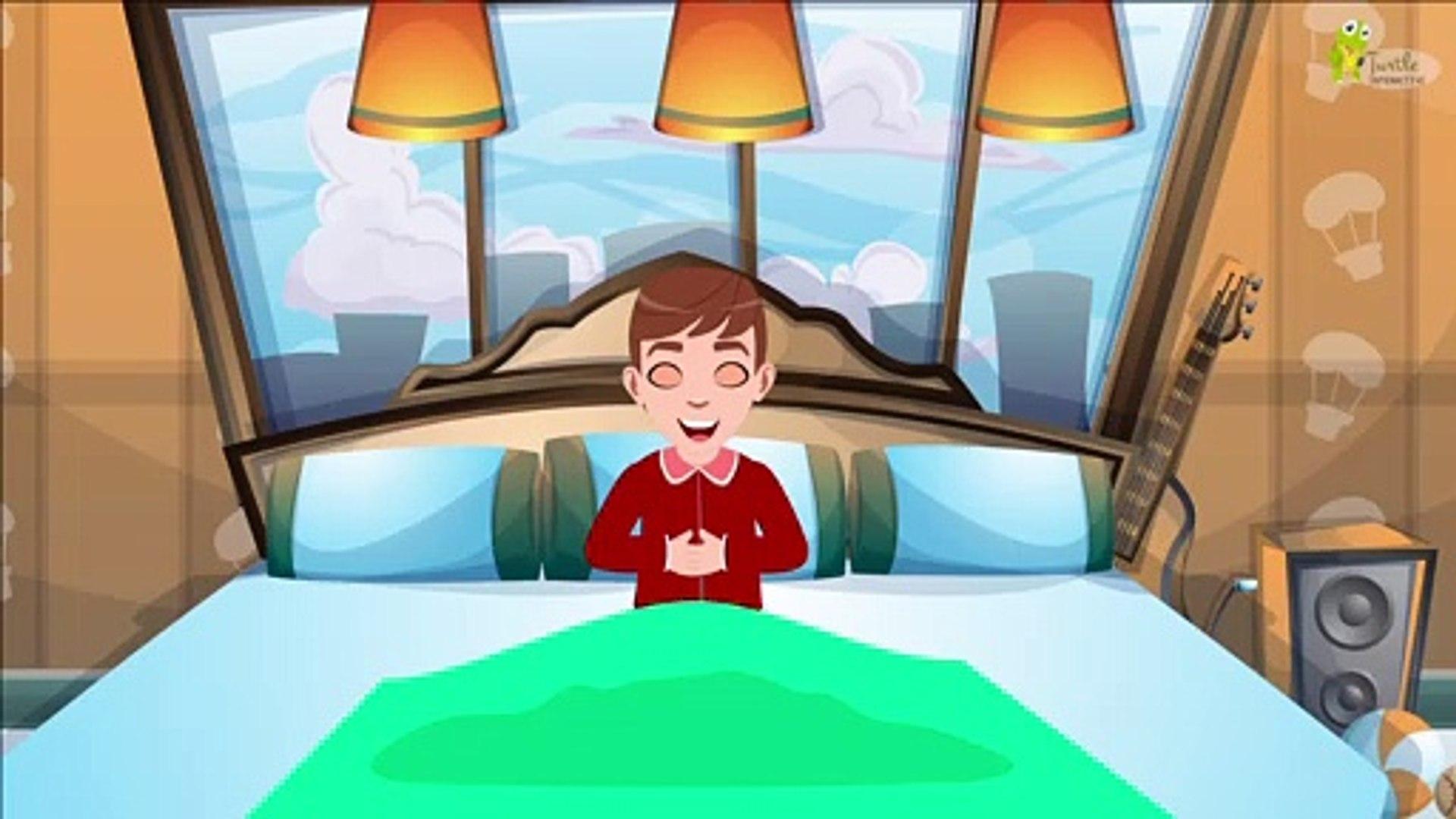 Brush Brush Brush your teeth - Kids Nursery Rhyme - Education Park