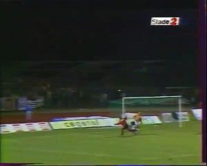 09/01/99 : Cédric Bardon (79') : Laval - Rennes (0-1)