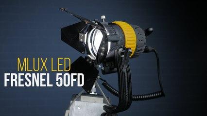MLux LED Fresnel 50FD