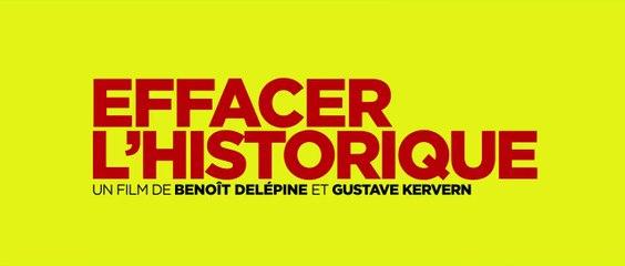 EFFACER L'HISTORIQUE - VF sortie le 26 Août 2020