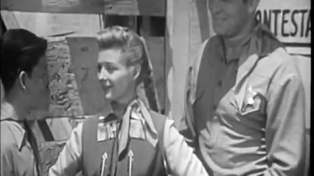 "Classic TV Westerns - Annie Oakley - ""Annie and The Twisted Trails"" (1956)"